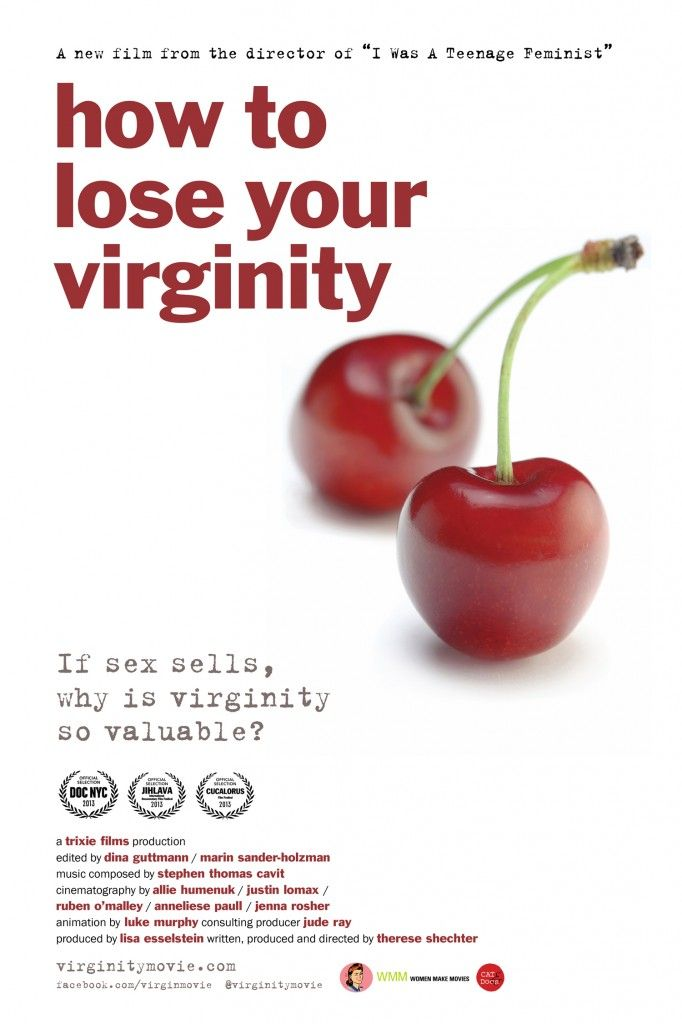 Reclaiming your virginity
