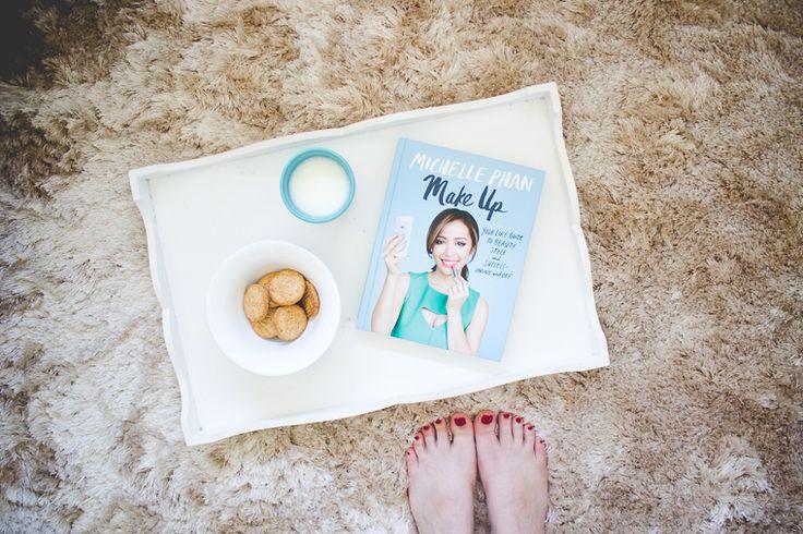 Michelle Phan: http://melinasouza.com/2015/01/18/3-things-2/  #michellephan #book #livro
