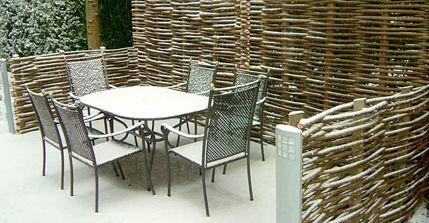 Un balcon plein de vie l'hiver - CôtéMaison.fr