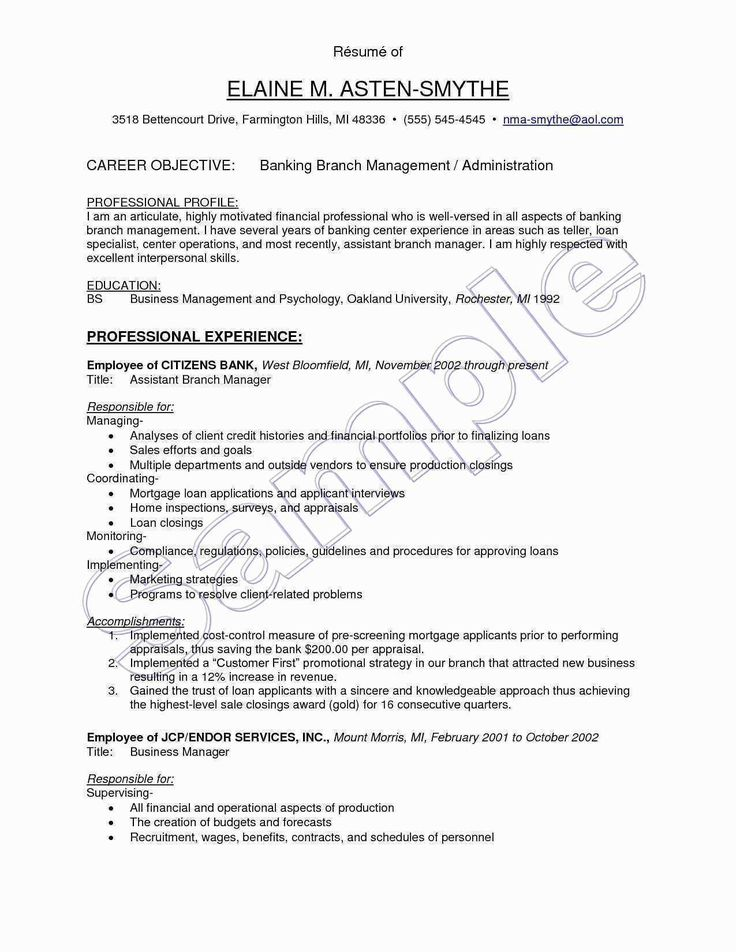 71 luxury collection of sample resume for hospitality