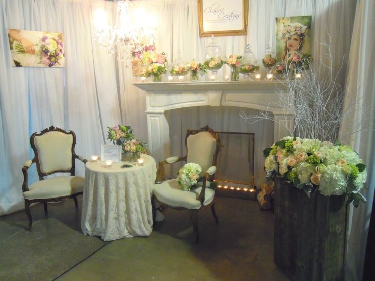 Wedding Expo Booth Ideas: 17 Best Ideas About Bridal Show Booths On Pinterest