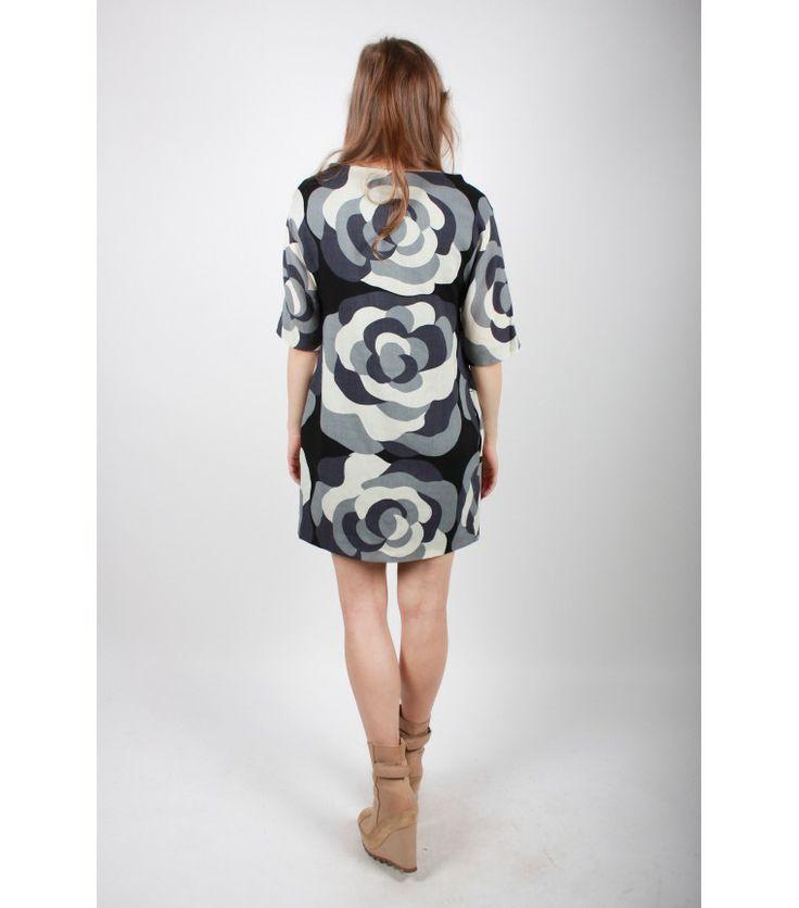 Marimekko Samu-Jussi Koski Rose Dress, XS - WST.fi