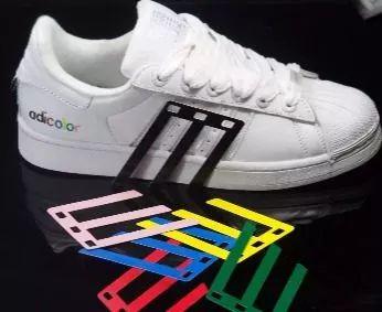 adidas Originals Superstar White Blue Red Bb2246 Men Size 8 13