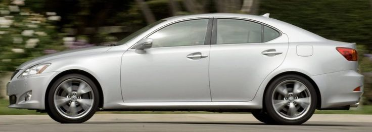 3 Reasons a Used Lexus IS 250 Makes a Great Family Sedan