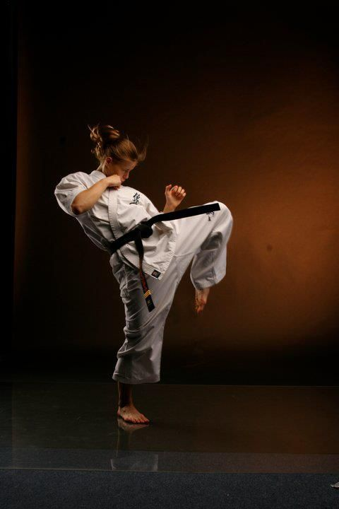 Sport #4: Karate - I was pretty good at this as a kid