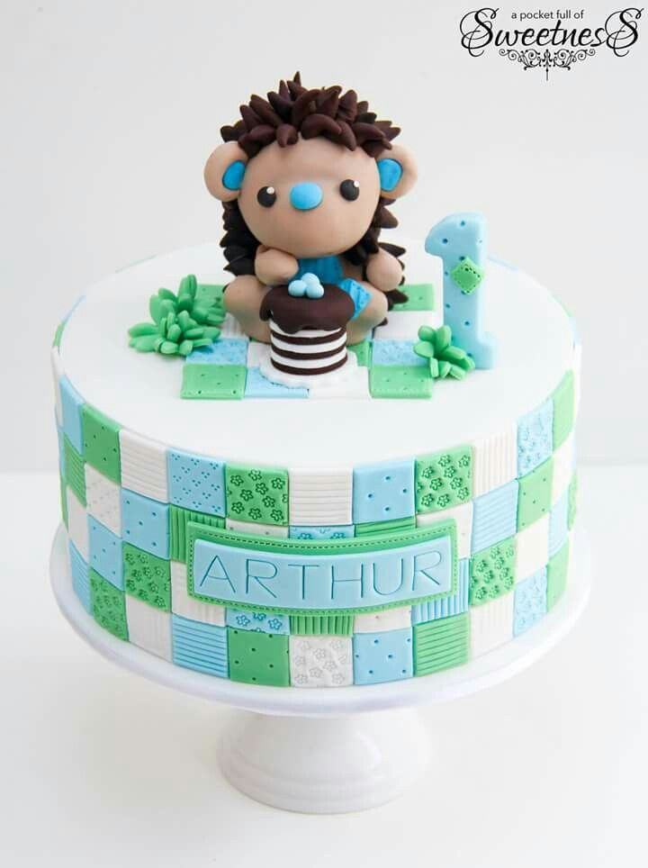 14 best baby birthday cakes images on Pinterest 1st birthdays