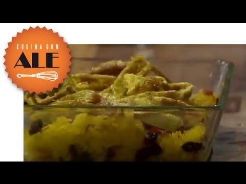 Cucina con Ale - Riso basmati con verdure, cardamomo e frittata - Ricetta