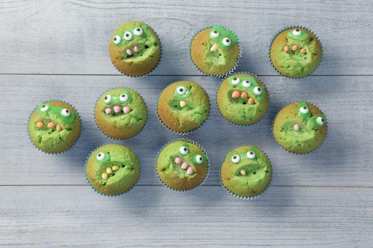Monster cupcakes - Libelle Lekker