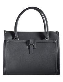 Damen Businesstasche aus echtem Leder. #madeleinefashion
