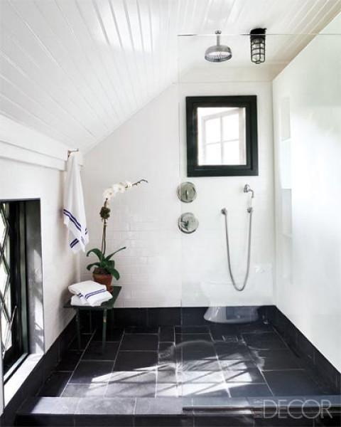 Absolutely Stunning Bathrooms [ Barndoorhardware.com ] #bathroom #hardware #slidingdoor