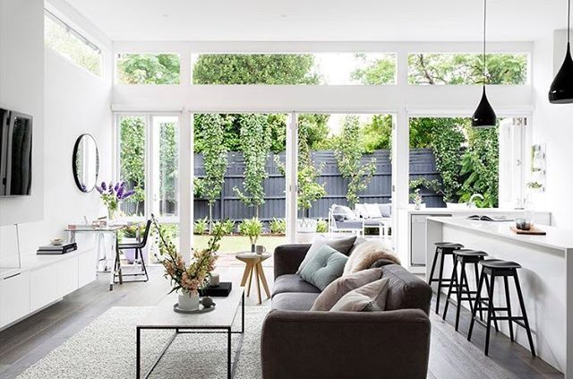 In case you missed my post earlier in the year, the former home of The Block Australia contestants @juliaandsasha was featured in @adoremagazine - styling by @aimeestylist and photo by @gemmola with interiors designed by Julia @showponyinteriors