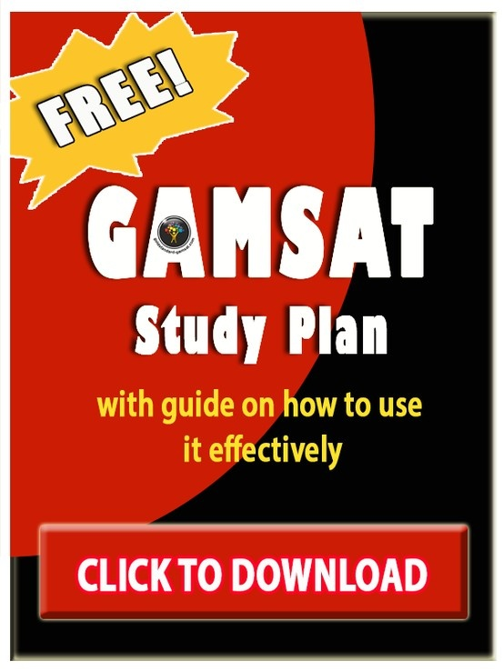Download the FREE GOLD STANDARD GAMSAT study schedule and read our detailed guide on how to use it effectively! Access them here: http://www.gamsat-prep.com/free-GAMSAT-study-schedule