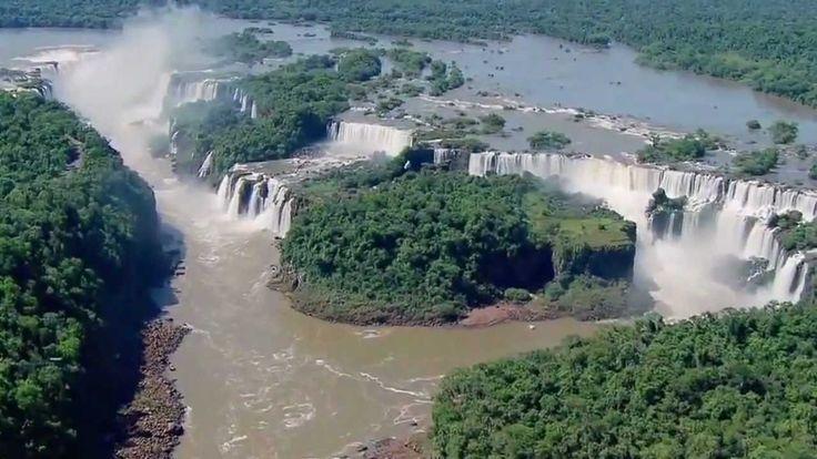 Водопады Игуасу (+плейлист)