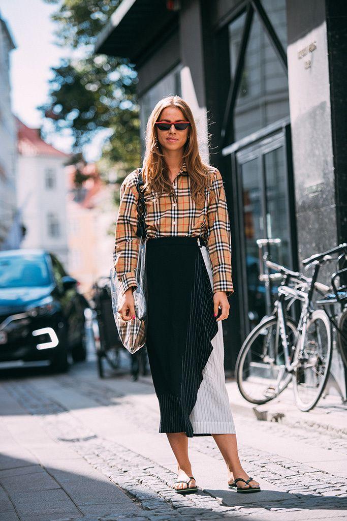 bb3091f6 Copenhagen Street Style Spring '19 | Wardrobe | Fashion, Style ...