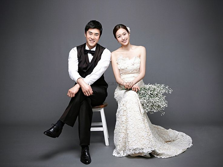 Korea Pre-Wedding Photoshoot - WeddingRitz.com » 'May Studio' Natural Style of…