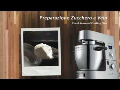 Video preparazione zucchero a velo Kenwood – Kenwood Cooking Blog