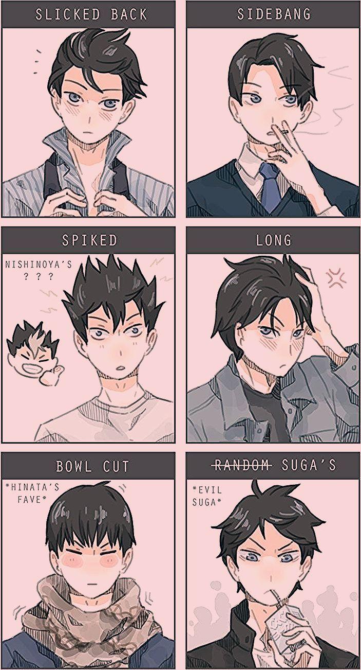 Anime Hairstyles In 2020 Anime Hair Anime Hair Sketch