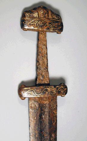 Projekt-Deutschritter - Deutschritter - Das Schwert