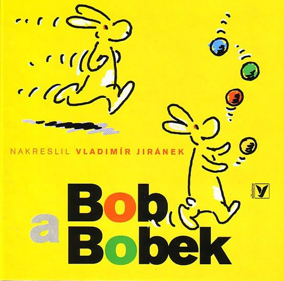 Kniha Bob a Bobek / leporelo | bux.cz