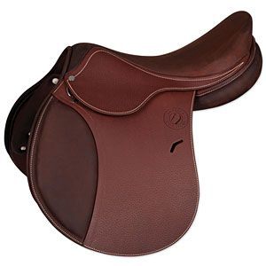 Antares Jumping saddle, about a grand cheaper in France! Kylie's butt's dream saddle