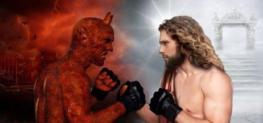 god-vs-satan