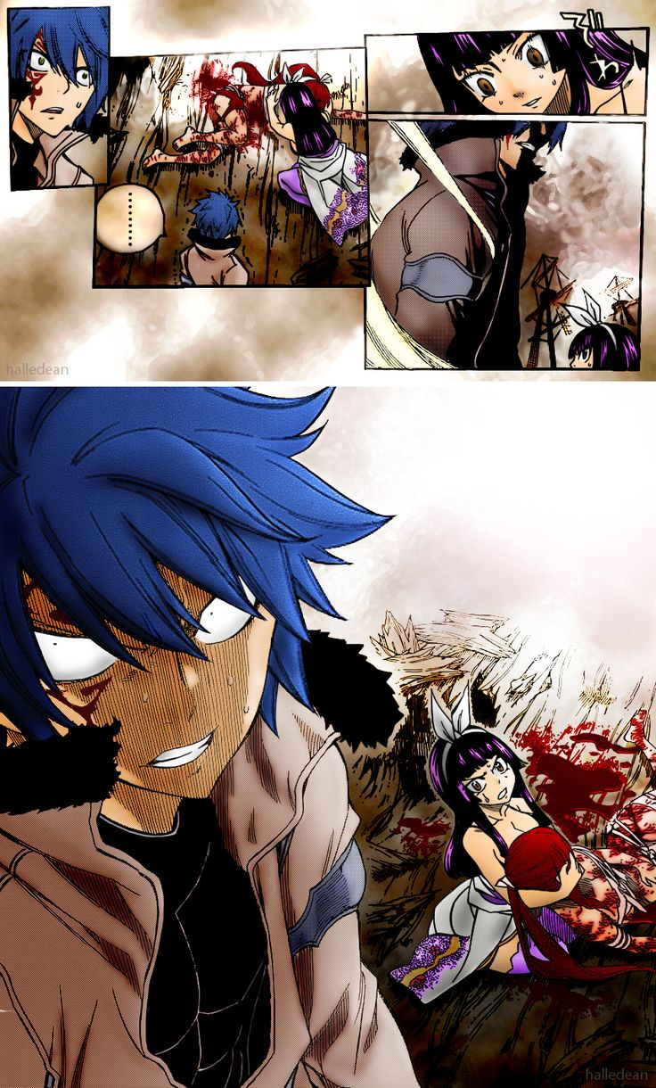 Fairy Tail 482 by Halle-Dean.deviantart.com on @DeviantArt