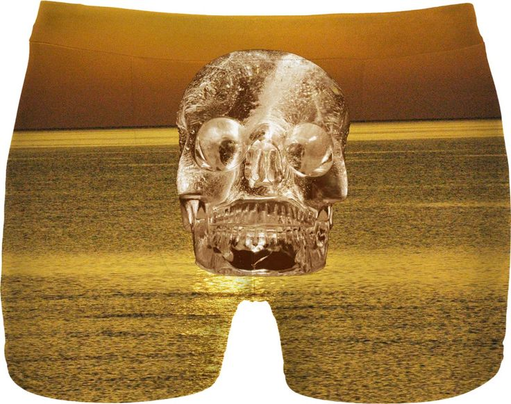 Check out my new product https://www.rageon.com/products/crystal-skull-underwear on RageOn!