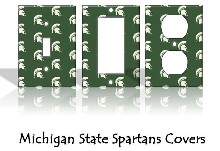 Michigan State Home Decor