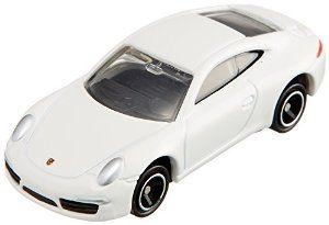 Tomica No.117 Porsche 911 Carrera