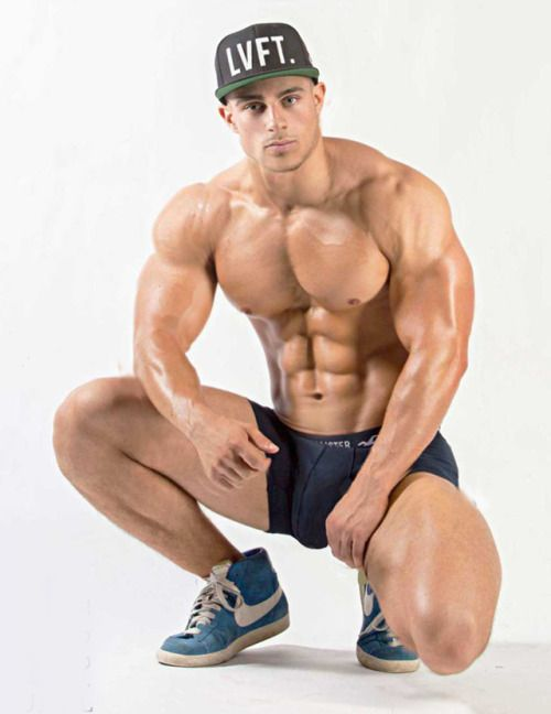 Words... super, Naked male fitness trainers will know