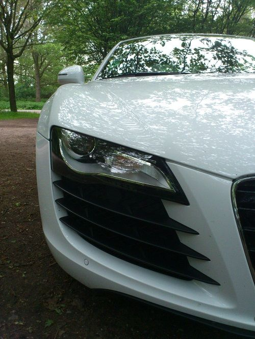 Audi R8 Of Half A Million