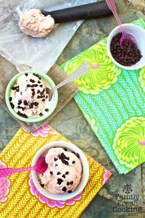 Watermelon Lime Ice Cream via @Marla Landreth Meridith: Ice Cream Recipes, Vegan Recipes, Vegans Recipes, Icecream