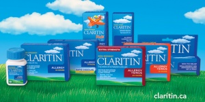 Save Up to $5.50 on Claritin Products