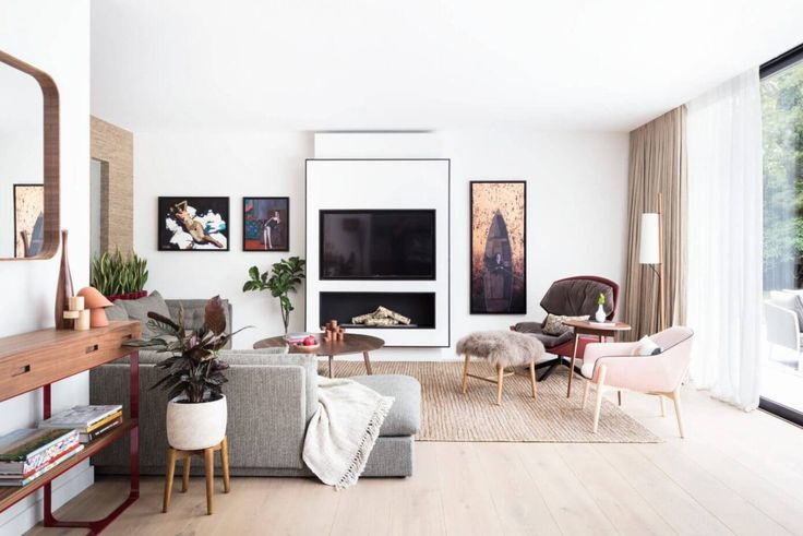 Home in Hampstead by Black and Milk Follow Gravity Home: Blog - Instagram - Pinterest - Facebook - Shop