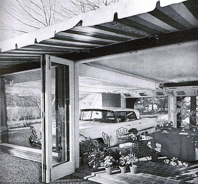 Top 5 Modern Garage Designs: 266 Best Retro Front Doors/Entry Ways/Garages Images On