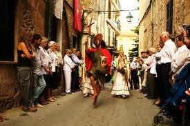 www.rentavillamallorca.com Corpus Christi procession, Pollensa, Mallorca #holidayrentalspollensa, #rentavillapollensa, #rentahousepollensa