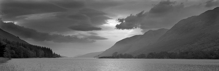 Loch Eil, the Highlands. | 21 Gorgeous Panoramic Shots From Around Britain