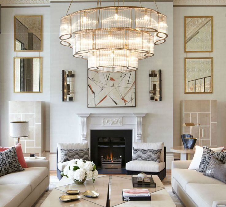 Fabulous Lighting Ideas by David Collins Interiors. Best Interior DesignInterior StylingFamily Room ... & 48 best Lighting Design Ideas images on Pinterest | Lighting ... azcodes.com
