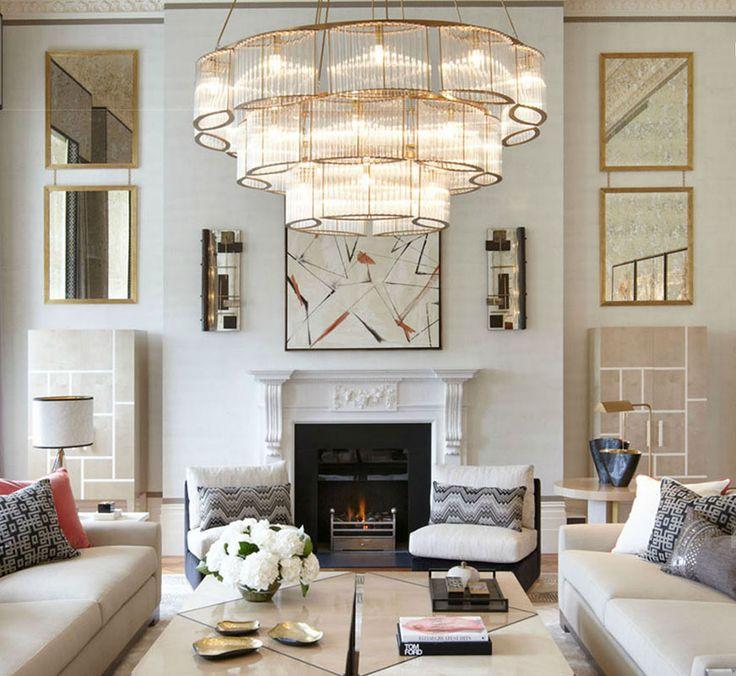 Lighting Ideas by David Collins Interiors | See more @ http://diningandlivingroom.com/fabulous-lighting-ideas-david-collins-interiors/