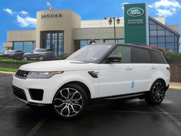 2020 Land Rover Range Rover Hse Range Rover Hse Land Rover Range Rover