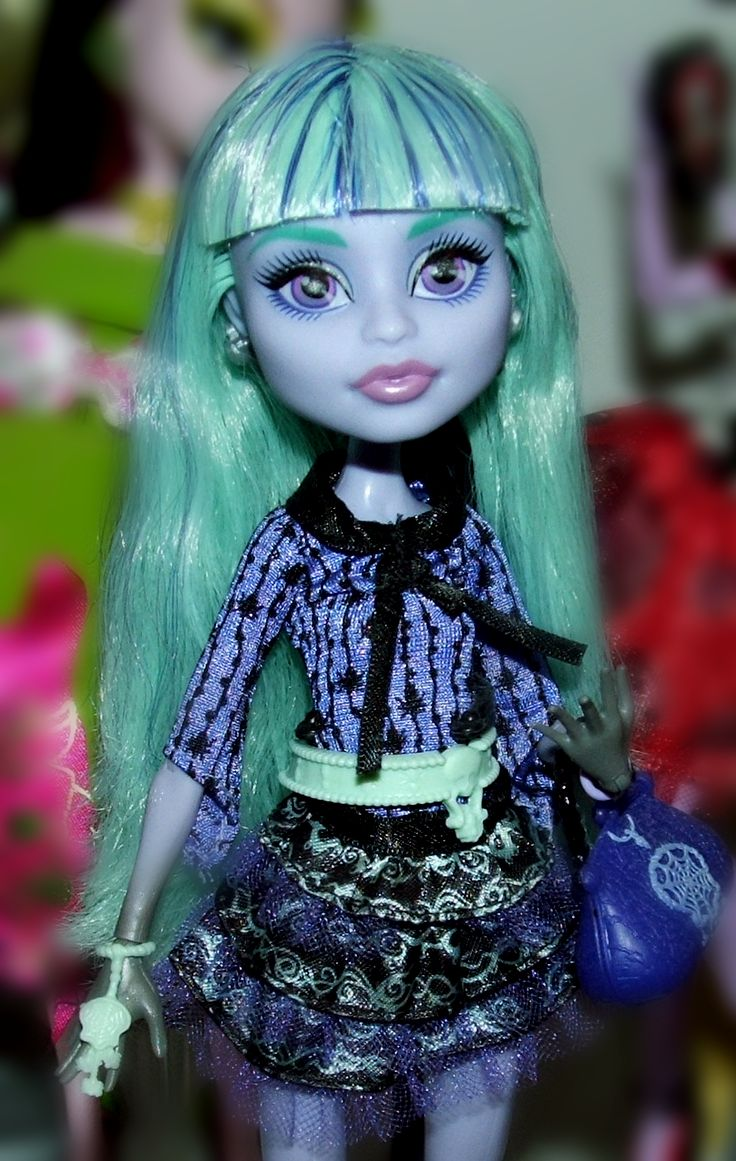 Monster High Twyla Monster High