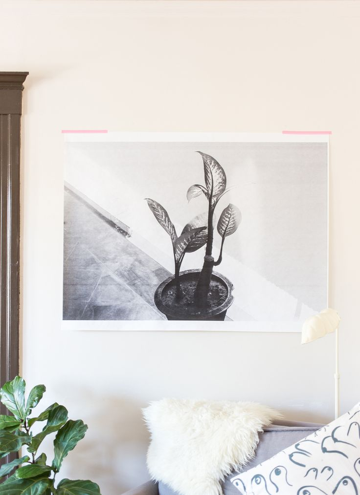 Photo decor ideas prints engineer prints well fire up an industrial