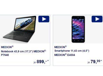 Aldi-Notebook: Medion Erazer P7648 feiert im Süden Premiere https://www.discountfan.de/artikel/technik_und_haushalt/aldi-notebook-medion-erazer-p7648-feiert-im-sueden-premiere.php Eine Woche nach seiner Premiere bei Aldi-Nord ist das Gamer-Notebook Medion Erazer P7648 ab dem 15. Dezember 2016 auch bei Aldi-Süd zu haben. Ebenfalls ab Donnerstag nächster Woche im Angebot: Drei Smartphones und ein Tablet. Aldi-Notebook: Medion Erazer P7648 feiert im Süden Premiere (Bild: A