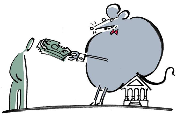 Om de lage rente te compenseren, voeren banken tariefverhogingen in voor sommige diensten. Voor spaarders en consumenten is dit tweemaal slecht nieuws.