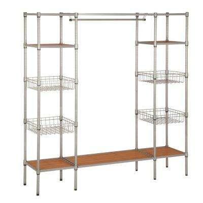 Freestanding Closet Organizer