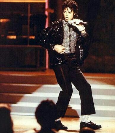 That moment from Motown 25 that forever changed music performance...