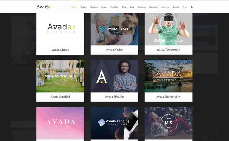 Avada Kurumsal WordPress Teması | WP Kurulum