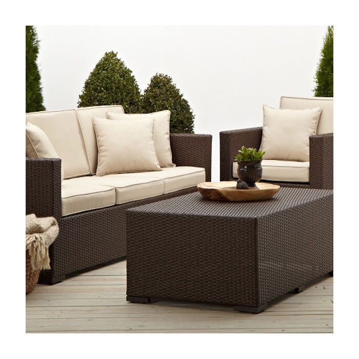 strathwood outdoor furniture - Garden Furniture 3d