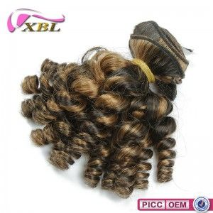Alibaba Gold Supplier 8A Ombre 10 Inch Hair Weave
