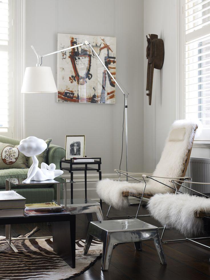 Interiors | Living | Atticus & Milo